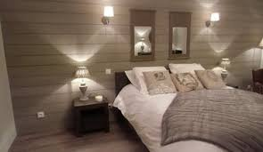 deco chambre romantique beige tendance déco suite parentale romantique