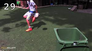the best trick shots you will ever see in one backyard the18