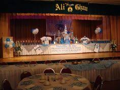 lots of athletic banquet decor ideas search football or all