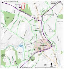 Umass Campus Map Aster Fields Aster Fields