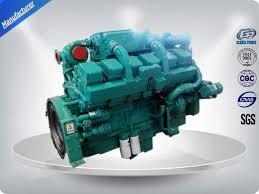 300kw 375kva cummins diesel genset diesel engine generator set