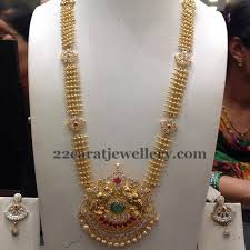 fashion long gold necklace images 27 best long necklace images indian jewellery jpg