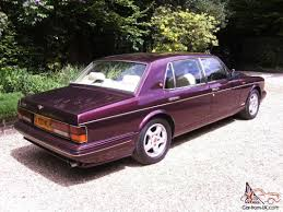 bentley turbo r for sale bentley turbo rt in wildberry with cream leather interior