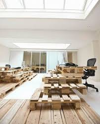 Recycling Office Furniture by Recycling Wood Pallets For Building Everything In Your Home