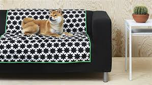 Dog Chaise Ikea U0027s Lurvig Collection Is Just For Pets Today Com