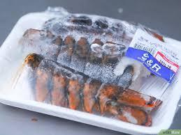 comment cuisiner un homard congelé 3 ères de faire bouillir des queues de homard