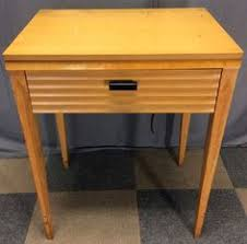 Singer Sewing Machine With Cabinet by Empty Vintage Singer Sewing Machine Cabinet Desk Table Fits 99 K