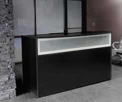 Vintage Reception Desk Black Reception Desk Canada Curved Desks For Salons Esnjlaw Com