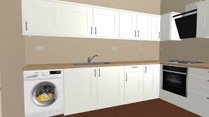 washing machine in kitchen design gallery 3d kitchen planner