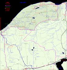 Iron Mountain Michigan Map by Michigan Snowmobiling Porcupine Mountains Snowmobile Trail Map