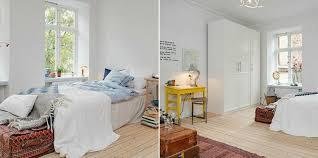 parquet blanc chambre parquet blanc chambre rideau floral bleu parquet en acajou