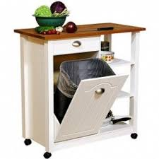 Kitchen Island Chopping Block Rolling Butcher Block Cart Foter