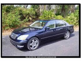 lexus ls430 rims 2005 lexus ls430 for sale classiccars com cc 1005260