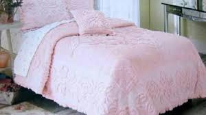 Pink Striped Comforter Bedroom Best 25 Pink Bedspread Ideas On Pinterest Pertaining To