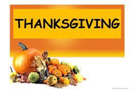 17 free esl thanksgiving powerpoint presentations exercises