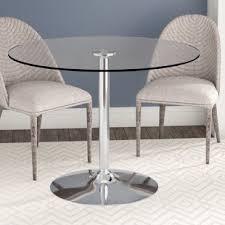 60 round glass dining table 60 round glass dining table wayfair