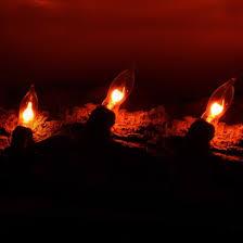 flicker flame string lights 10 flicker bulb stringlights