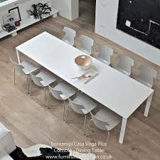 Console Dining Table by Bontempi Casa Vega Plus Extending Console Dining Table