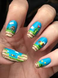 super mario nails redditlaqueristas