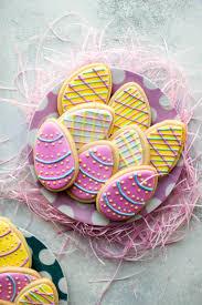 sugar easter egg easter egg sugar cookies sallys baking addiction