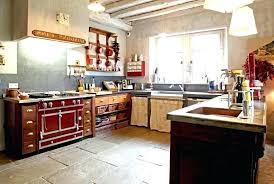 decoration cuisine ancienne deco cuisine rustique pour idees de deco de cuisine unique deco deco
