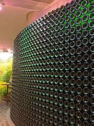 vitreosity the bottle wall