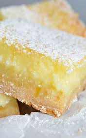 easy cake mix lemon bars recipe cake mixes cream cheeses and