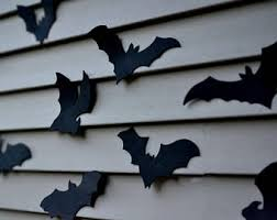 Diy Halloween Wall Decorations Diy Halloween Decorations Etsy