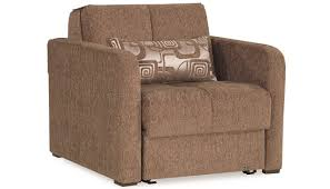 fashion loveseat sleeper in brown by casamode w options