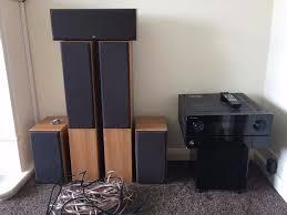 pioneer amplifier home theater pioneer amplifier sc lx82 home cinema in pontefract west