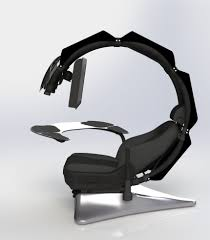 Ultimate Computer Workstation by Ergonomic Computer Workstation