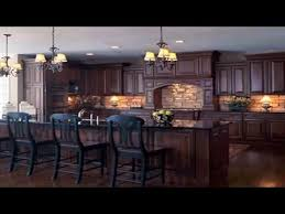 Backsplash Ideas For Dark Cabinets And Light Countertops Youtube