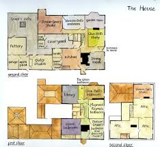 Charleston Floor Plan by Bloomsbury In Sussex A One Day Conference Marking 100 Years At