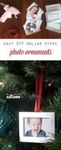 diy photo christmas ornaments easy and cheap it u0027s always autumn