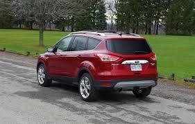 Ford Escape 2016 - review 2016 ford escape titanium canadian auto review