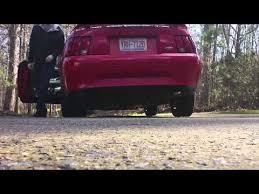 2004 mustang v6 horsepower my 2004 ford mustang 3 8l v6 auto w flowmaster 40 dual exhaust