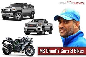 hellcat x132 dhoni ms dhoni bikes cars collection picture gallery