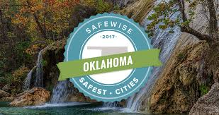 Oklahoma what is the safest way to travel images The 20 safest cities in oklahoma 2017 safewise jpg