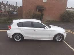 bmw 1 series for sale for sale bmw 1 series white wrap 2litter diesel 54 plat