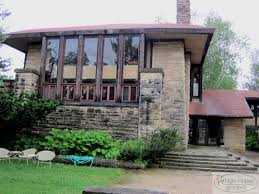frank lloyd wright style house plans wisconsin river house plans oak park chicago prairie style homes