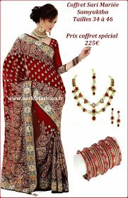 sari mariage 12 best coffret sari mariage images on box saris and
