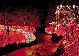 clifton ohio christmas lights clifton mill ohio