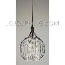 Indoor Lantern Chandelier Antique Copper Finish Glass Lantern Chandelier