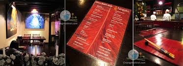 de cuisine เทนโกก เดอ คว ซ น tengoku de cuisine chiangmaiaroi รวม ร านอาหาร