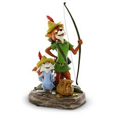 your wdw store disney medium figure statue robin and