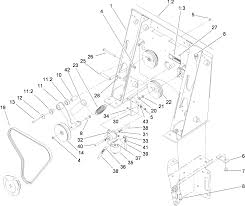 toro parts u2013 dingo tx 525 compact utility loader
