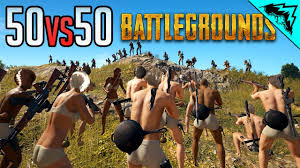 pubg 50 vs 50 server 50v50 pubg player unknown battlegrounds highlights custom games