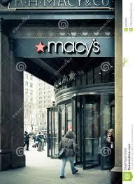macy u0027s herald square nyc editorial image image 46684940