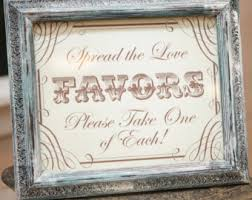 picture frame wedding favors is sweet signdistressed framecandy bar signdessert