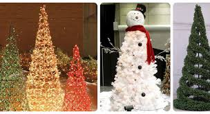 9 clever diy topiary christmas tree ideas